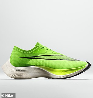 Nike ZoomX Vaporfly NEXT% trainers are designed for both elite athletes and hobby runners