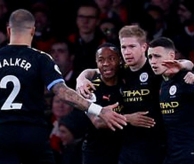 Arsenal Vs Manchester City Premier League   Live Score