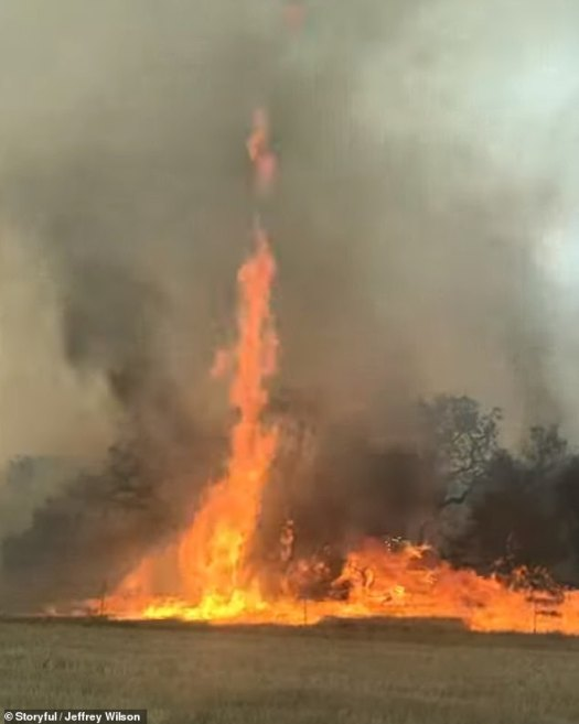Australia's fire crisis: Devastating FIRENADO in Perth as ...