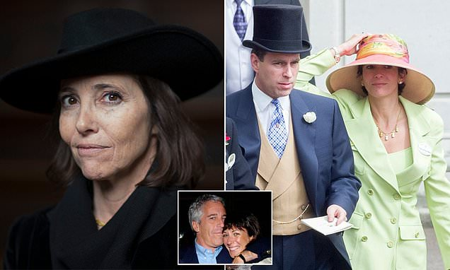 Prince Andrew's cousin says Jeffrey Epstein saw him as a 'hapless sap'