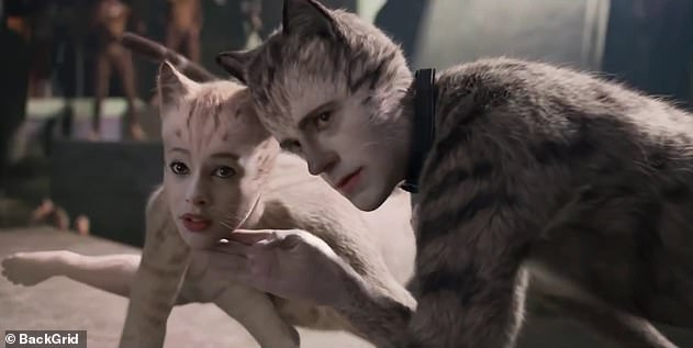 Kitten play:The film, meanwhile, is in the midst of receiving abysmal word of mouth and negative reviews, that have combined to create a curiously attention-getting 'anti-buzz'