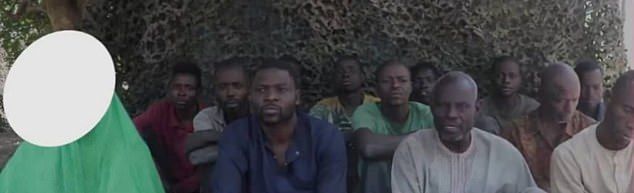 A video released on Christmas Day showed 13 hostages, 10 believed to be Christian and three Muslim. ISWAP claimed they spared the lives of two of the Muslims