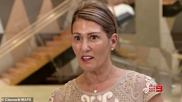 'I think the show can be quite manipulating': Connie's mother readily admitted that she didn't trust the process behind the show