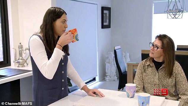 'I can't stand that show!'In a new trailer, Married At First Sight bride Connie's mother is shown slamming the Channel Nine reality series (Connie is left, and her mother, right)
