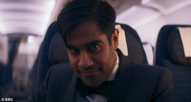 Intense: It was revealed that the rogue MI6 agent as actually another incarnation of the villainous Time Lord, now being played by Sacha Dhawan