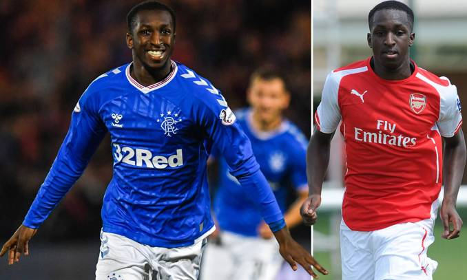 Glen Kamara has been a revelation at Rangers, as Arsenal ponder a move | Daily Mail Online