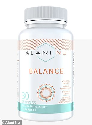 Miss Goss had been taking the Balance supplement by Alani Nu and her doctor told NBC 5 he was convinced this was what had caused her liver failure