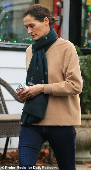 Annette Roque pictured earlier this year