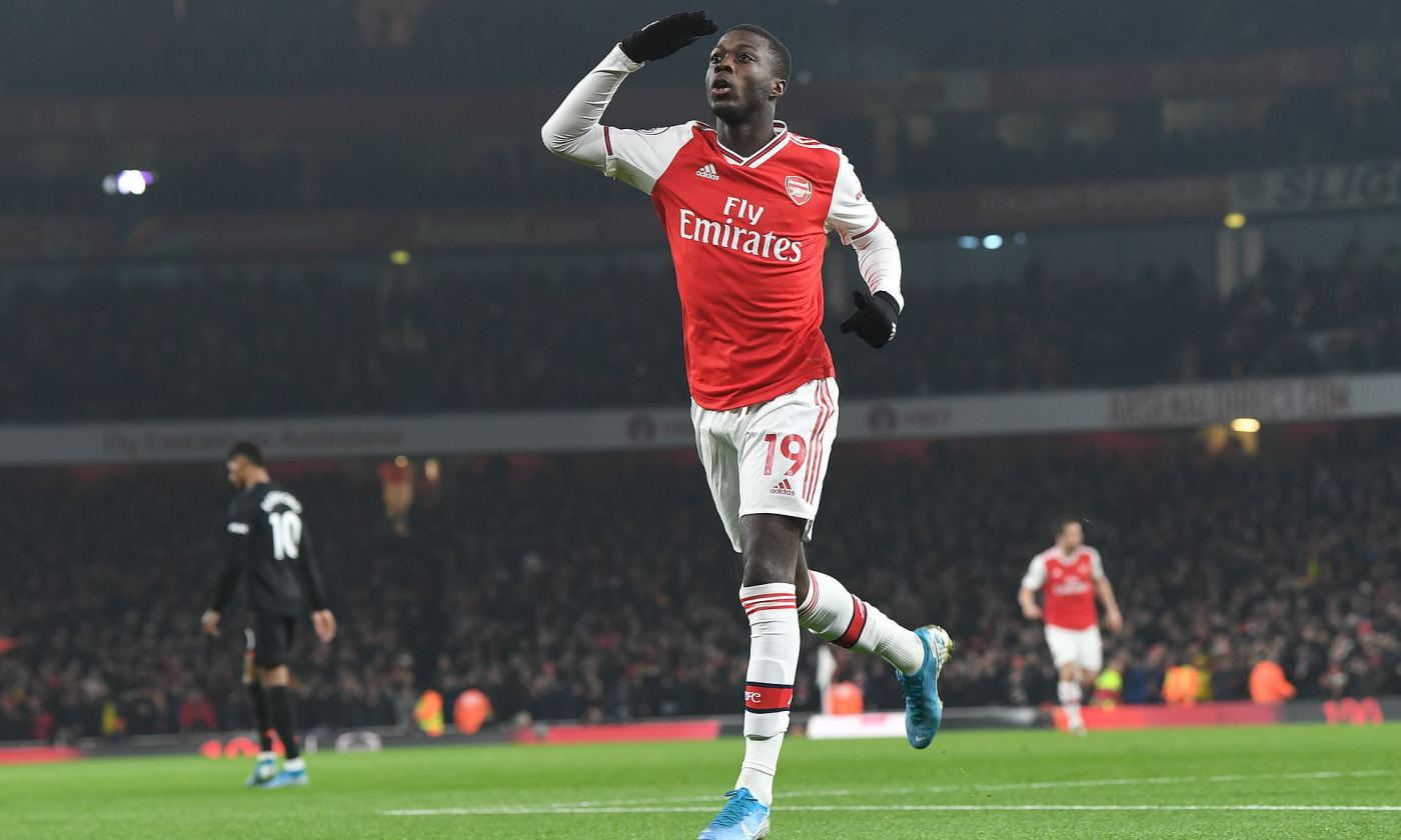 Marcelo Bielsa wary of reunion with Arsenal star Nicolas Pepe ahead of FA  Cup third-round clash | Daily Mail Online