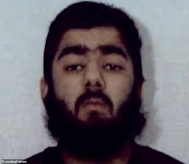 London Bridge knifeman Usman Khan was handed more than £350,000 in legal aid, with £12,000 to appeal his previous terrorism sentence