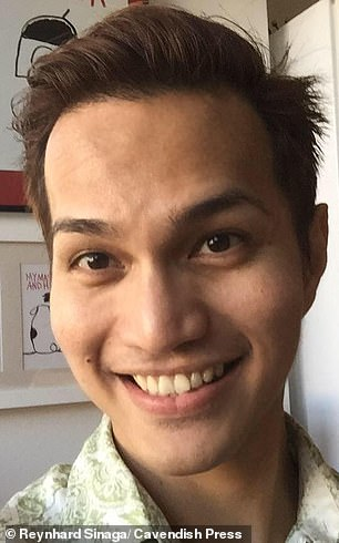 Specialist police officers and victim support services are on standby to hear from anyone who believes Sinaga (pictured) may have approached them on a night out