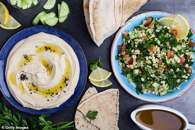 Waitrose reckons more of us will be cooking North African and Middle Eastern food at home this year, with sales of tahini (an ingredient for hummus) up 700 per cent in 2019