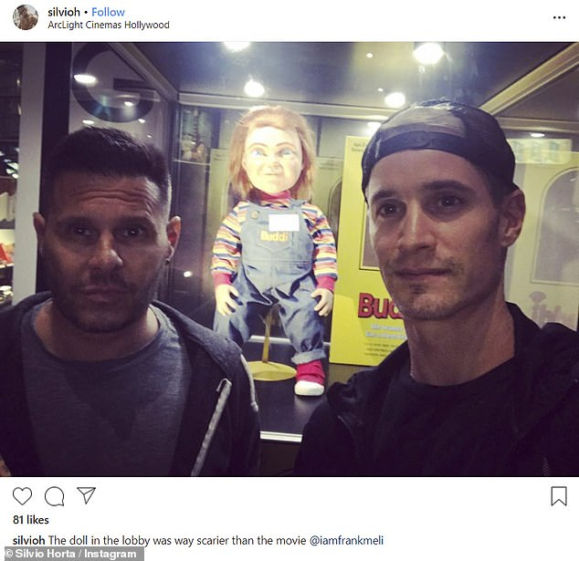 Silvio's last social media post was on June 21, 2019, when he posed with a friend while at the ArcLight cinemas in Hollywood