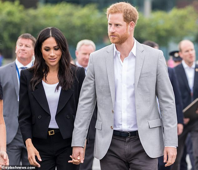 The Duke and Duchess of Sussex plan to expand the empire of their Sussex Royal foundation