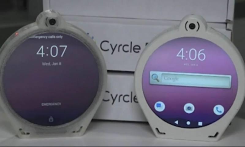 Resultado de imagen para cyrcle phone