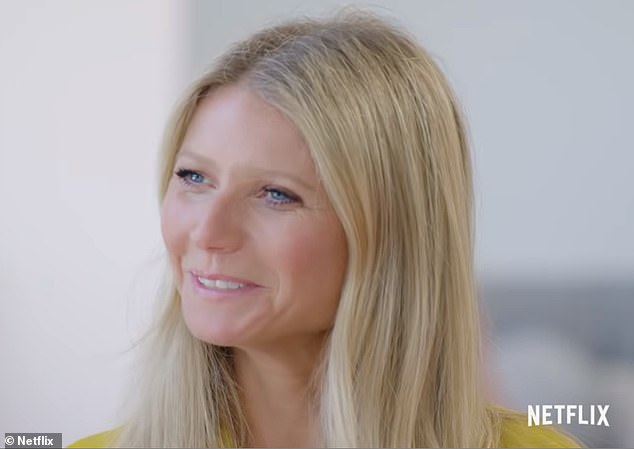 Busy businesswoman:It's been a busy time for Gwyneth and her lifestyle company, as they are gearing up for a new Netflix mini-series called The Goop Lab, premiering January 24