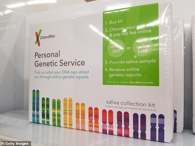Popular DNA test firm 23andMe has handed over the licence to antibodies it developed to treat skin conditions using customers' genetic data