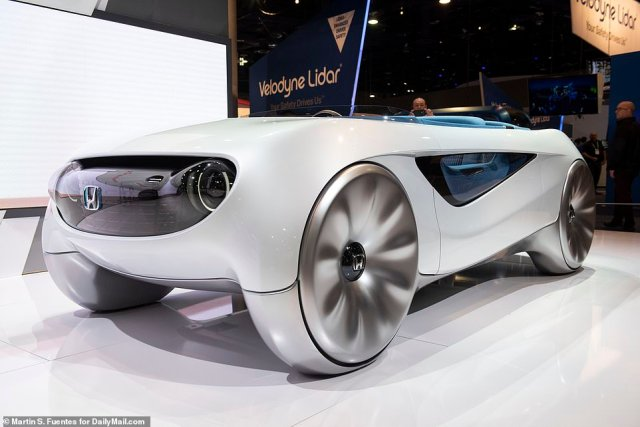 The event showcased everything from air taxis to a boat powered by voice commands to a conference room on wheels - and more. However, autonomous technology was the hype this year, with Honda's stunning concept car stealing the show on Day four of the event