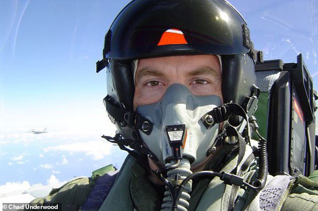 Chad Underwood, the former Navy aviator who shot the famous leaked video clip, broke his silence last month in an interview with New York Magazine