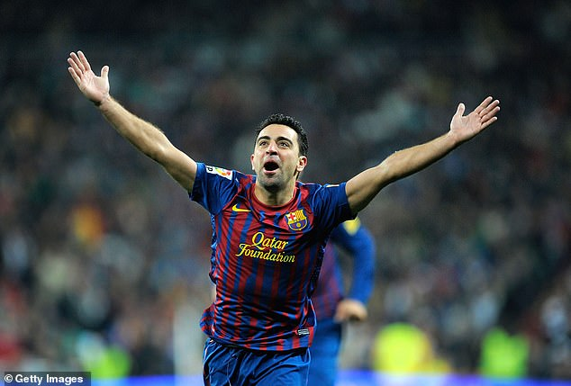 Club legend Xavi met Barca leaders on Friday in a two-hour meeting in the Middle East