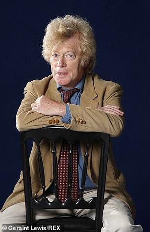 Sir Roger at the Edinburgh International Book Festival in 2010