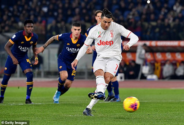 Strikes from Merih Demiral and Cristiano Ronaldo were enough to secure Juve all three points