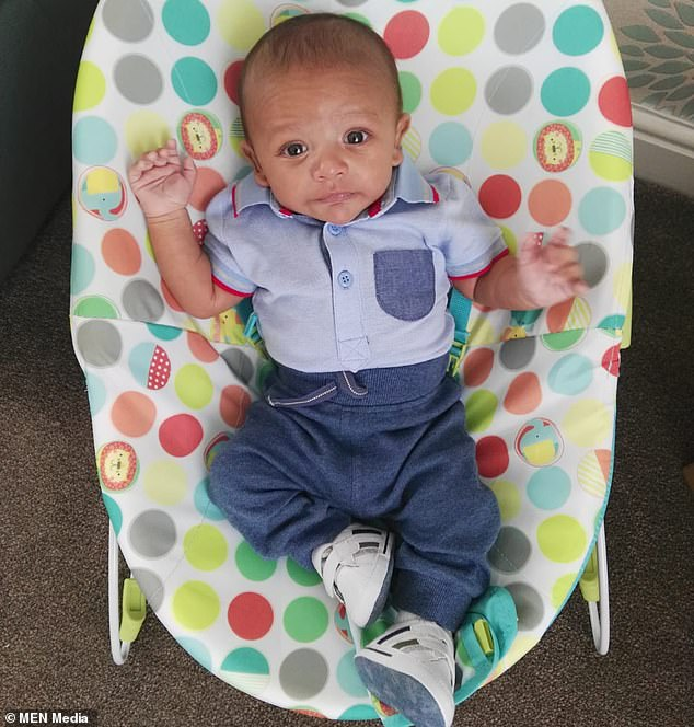 Mohammed Aldmour, who died of meningitis and sepsis.