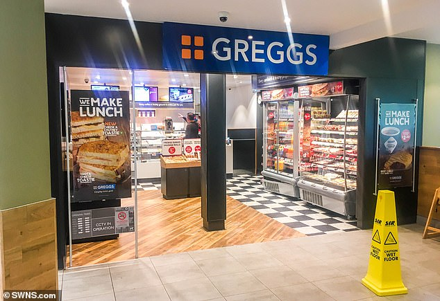 Fans of the pasty tradition rejoice when Greggs is forced to close his only branch in Cornwall