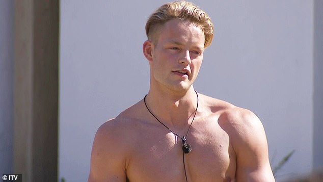 Difficult times: Ollie's decision to leave comes after almost 500 spectators complained to Ofcom about Ollie's participation in the program