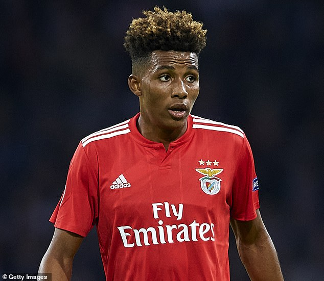 Tottenham is close to confirming Gedson Fernandes as Jose Mourinho's first signing