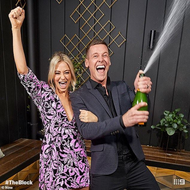 Success! In November, Tess and Luke became the unlikely winners of The Block's fifteenth season. They sold their St. Kilda townhouse for $3,620,000, earning them a $730,000 profit