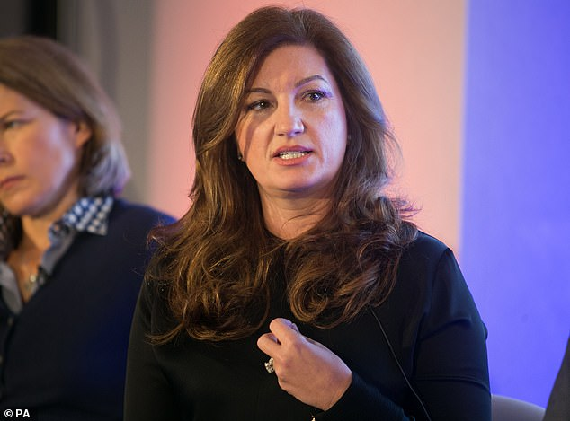 Baroness Karren Brady quit the board of Taveta Investments - Philip Green's Arcadia empire's holding company - in February last year
