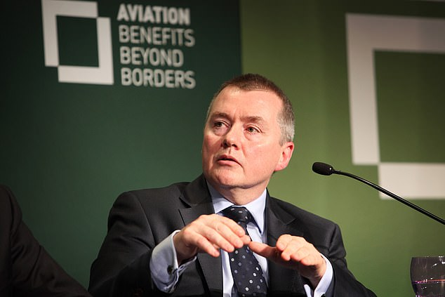 Outgoing BA boss Willie Walsh is unhappy about the bailout of Flybe because of its rich owners