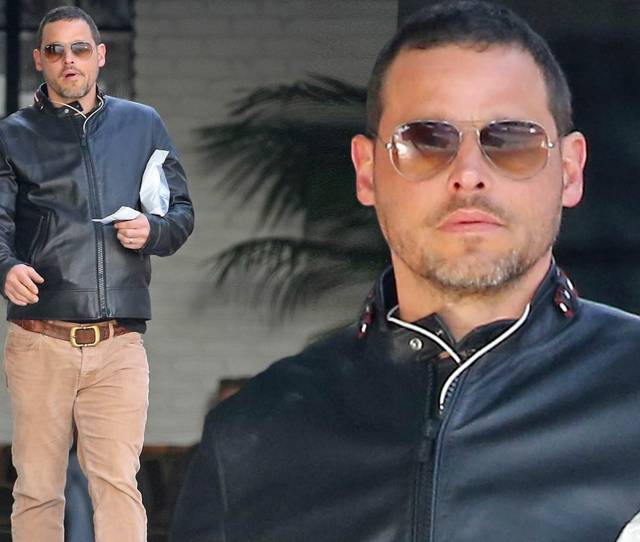 Justin Chambers Is Seen For The First Time Since Announcing His