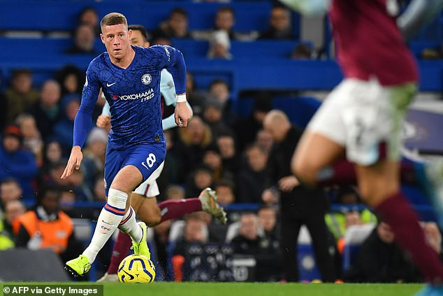Ross Barkley has lost a piece of the season after a foot injury and is connected with West Ham