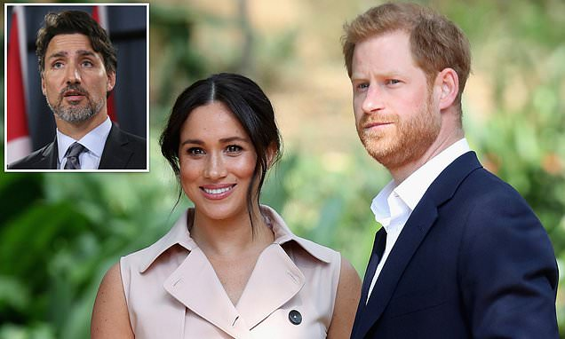 Meghan's bid for UK citizenship could be scuppered by time in Canada