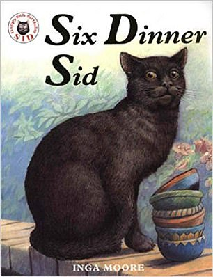 The case has been compared to the Six Dinner Sid children's books by Inga Moore