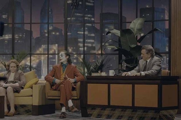 Joaquin Phoenix played the part of Arthur Fleck who was a troubled, failed comedian in the 2019 film Joker. In the film Fleck appears on a live show where he confesses to several murders