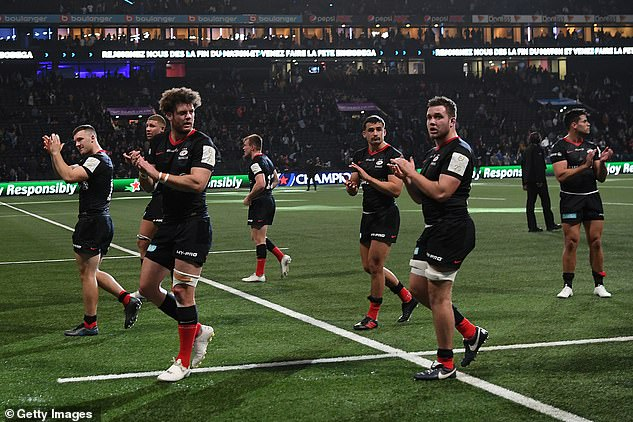 It is thought that Saracens stars will be called into a meeting on Friday to discuss the situation