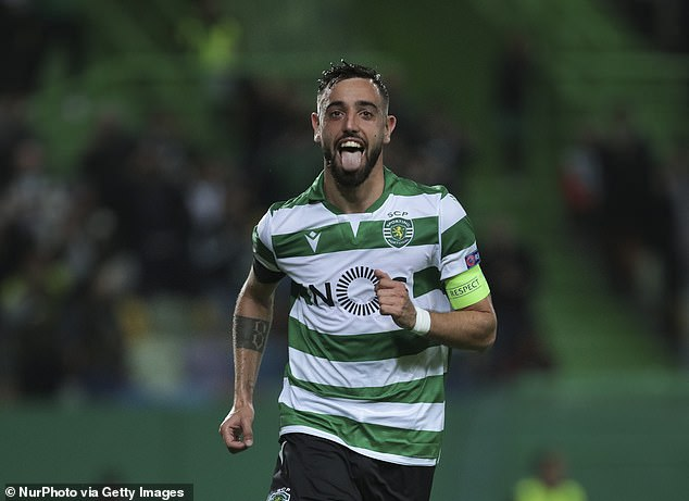 Man United fans went crazy on Twitter waiting for Bruno Fernandes' deal to cross the threshold