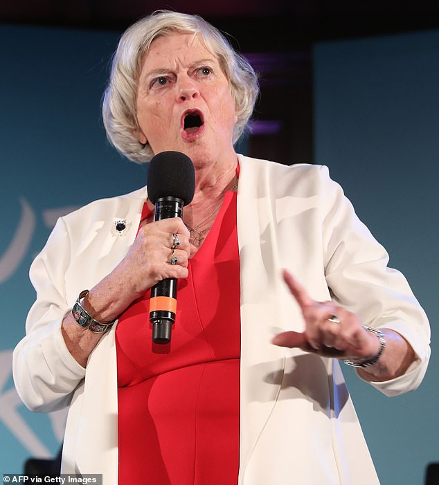 Ann Widdecombe made history when she became the first woman in more than 170 years to be elected a member of the Carlton Club. I can reveal that 12 years later she has notched up another record ¿ by becoming the first woman to be expelled from it
