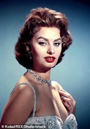 All I can say is, with her curves, she's done Sophia (pictured above) proud