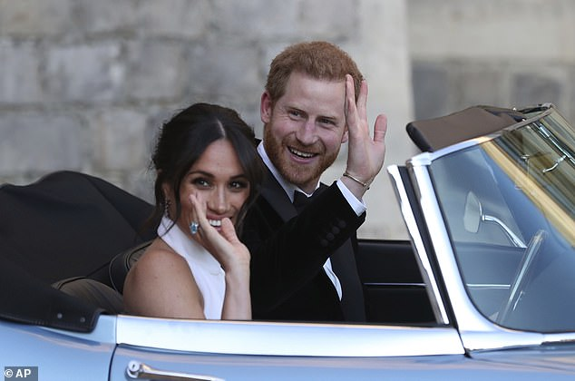 Mr Bradby ¿ a long-standing friend of the Duke and Duchess of Sussex ¿ sought to explain the couple's decision to step back from Royal duties in a newspaper article last weekend