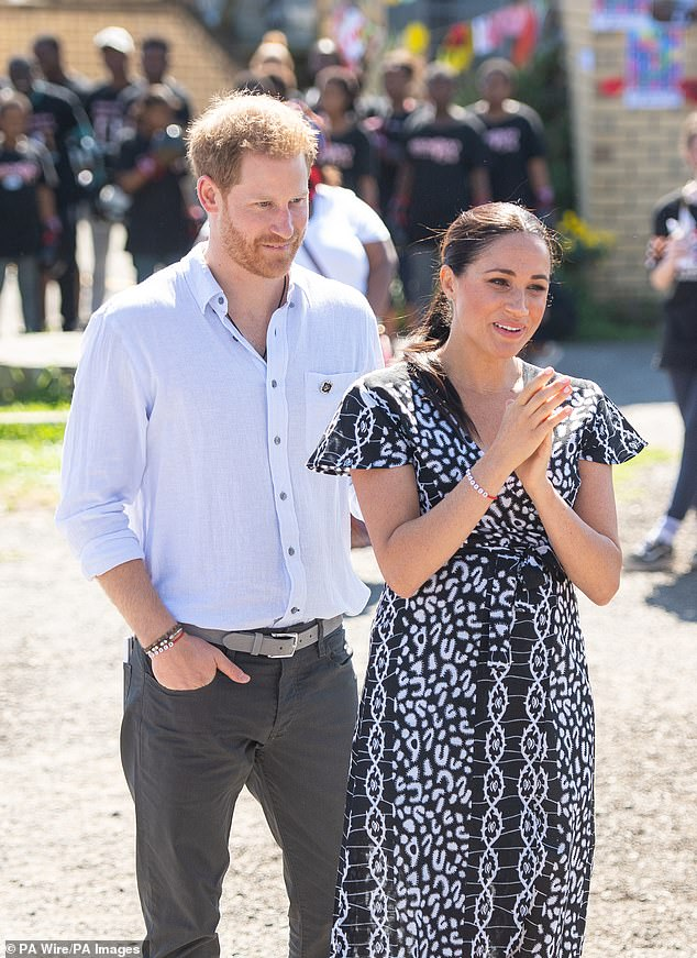 Three little letters. H. R. H. Their absence as a prefix to Duke and Duchess will pass unnoticed in most of the world, not least the celebrityland that is now presumably Harry and Meghan¿s most likely destination