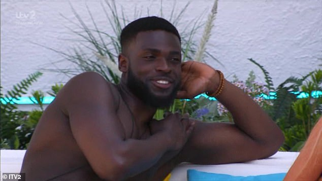 Denied:Aaliyah added that she complained to the Love Island star's Manchester force boss at the time and the allegations are 'still under investigation'. Mike is said to have 'strenuously denied any wrongdoing' (pictured on show)
