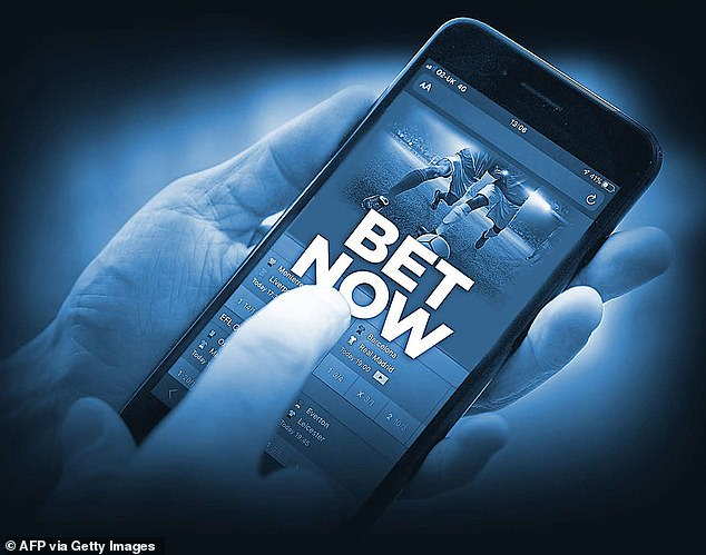 Research by the Gambling Commission found five per cent of betting addicts in a study tried to kill themselves over the course of a year