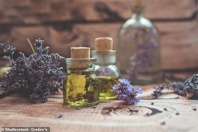 Dr Jenny Goodman shares her top tips for living well in our toxic times, including swapping perfumes containing dangerous chemicals for essential oils (file image)