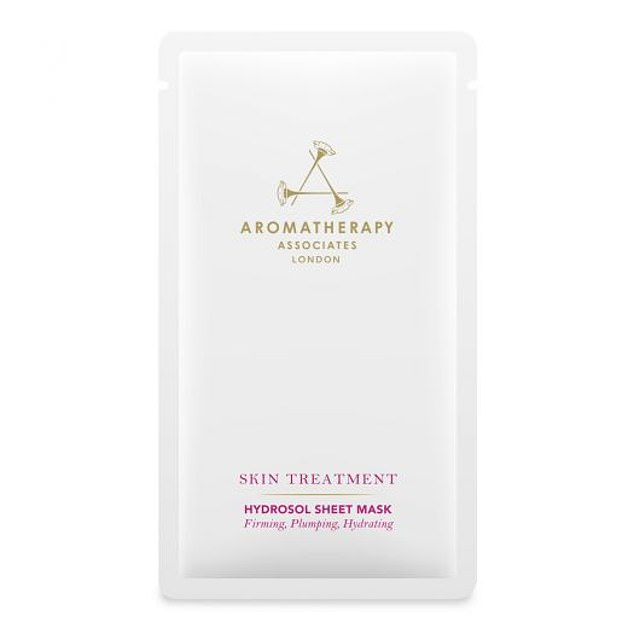Alice saidAromatherapy Associates Hydrosol sheet masks (pictured) left her skin looking dewy and smelt of frankincense