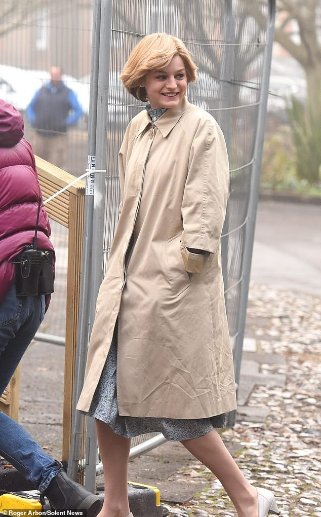 Major role:So far Emma has appeared in a handful of small acting roles, including an episode of the 1960s detective drama Grantchester, and the film Misbehaviour
