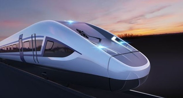 Officials warn that they have no idea of ​​the total cost of HS2